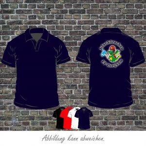 Poloshirt (mit eigenem Motiv)